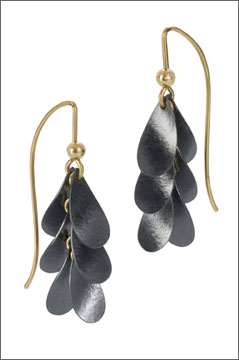 Baptisia Earrings, Small