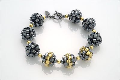 Berry Bead Bracelet
