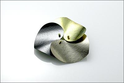 Hydrangea Pin